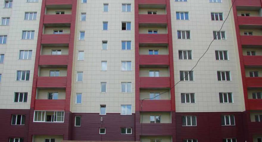 ЖК «на улице Адриена Лежена, 3»
