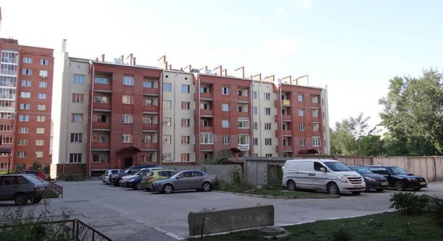 ЖК «на улице Оловозаводская»