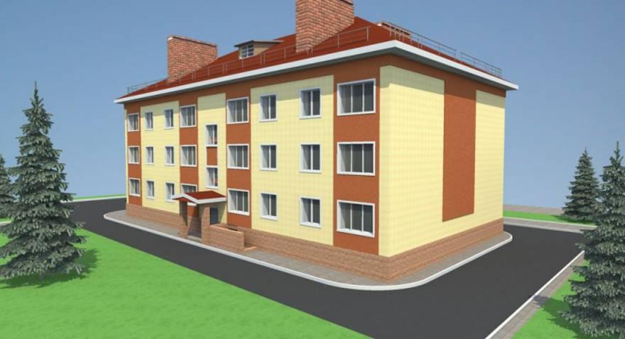 МЖК «Дом в поселке Глажево»