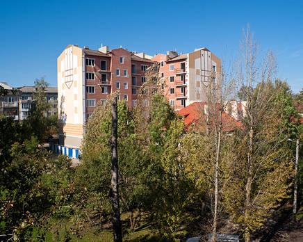 ЖК «на ул. Сибирякова», Октябрь 2013