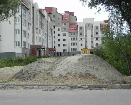 ЖК «на ул. Солнечной», Октябрь 2013