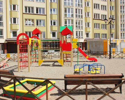 ЖК «на улице Московская», Октябрь 2013
