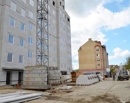 ЖК «на ул. Окружной», Октябрь 2013