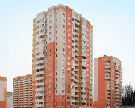 Дом на ул. Курчатова, 78, Октябрь 2013