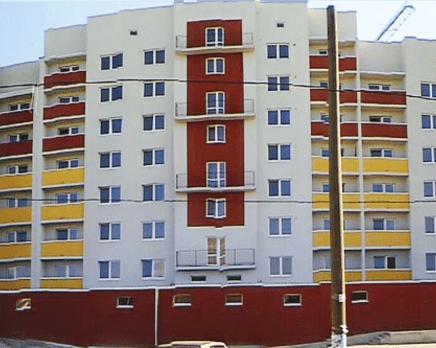 ЖК «Алданские сосны», Октябрь 2013