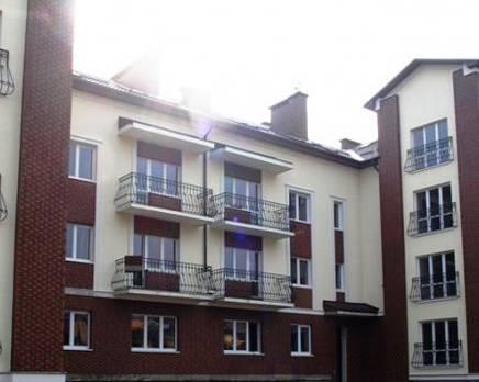Дом на Коломенской ул., Октябрь 2013