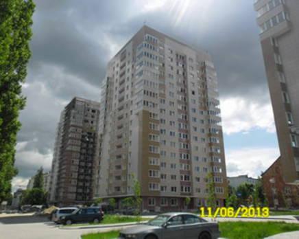ЖК «Вертикаль», Октябрь 2013
