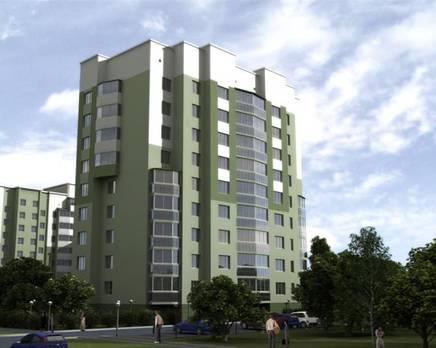 Жилой комплекс «Аквамарин», Октябрь 2013