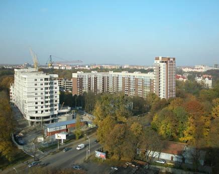 ЖК  «Звездный», Октябрь 2013