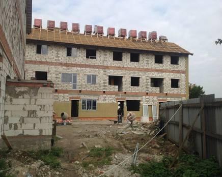 Жилой комплекс «Жемчужина», Октябрь 2013