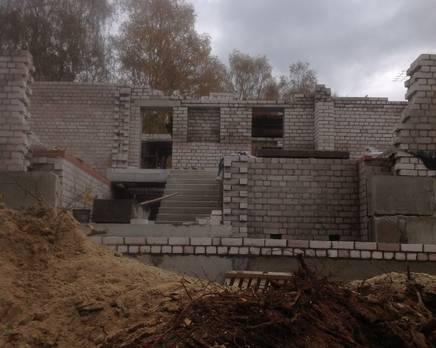Жилой комплекс «Березовая роща» , Октябрь 2013