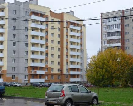 ЖК на ул Спартака, 9, Ноябрь 2013