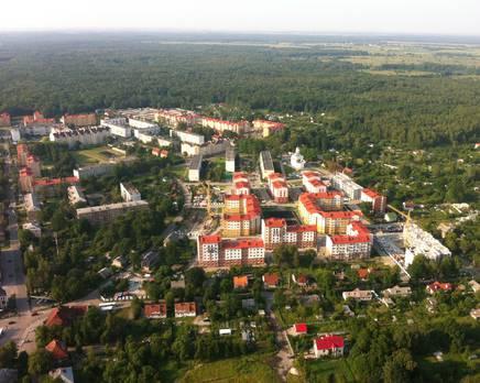 Микрорайон «Новый Чкаловск», Ноябрь 2013