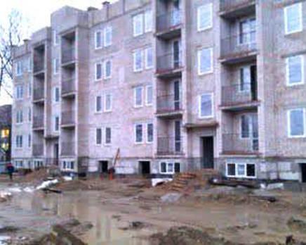 ЖК «на улице Свердлова», Апрель 2014