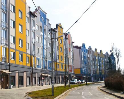 Микрорайон «Новый Чкаловск», Июнь 2014