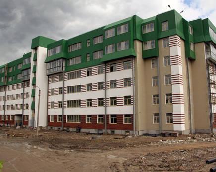 Строительство ЖК «Красное село» (19.06.14), Ноябрь 2014