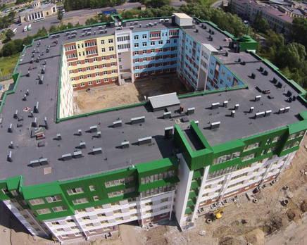 Строительство ЖК «Красное село» (01.08.14), Ноябрь 2014