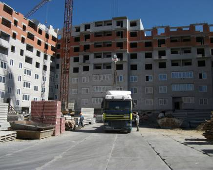 Жилой комплекс «Сказка» (12.06.2015), Сентябрь 2015