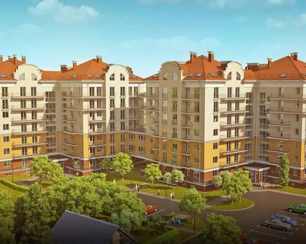 Жилой комплекс «Парк на Шатурской», Сентябрь 2015