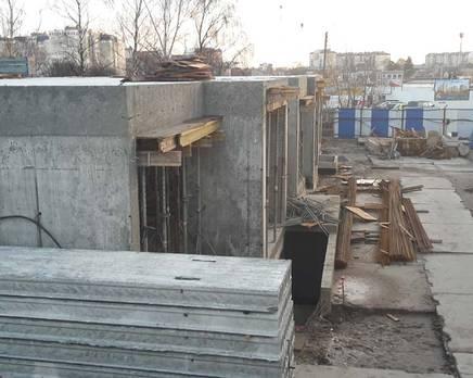 Жилой комплекс «Дом на улице Дадаева» (26.12.2015), Февраль 2016