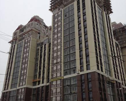 Жилой комплекс «Соколиный форт»: комплекс построен и сдан, Апрель 2016