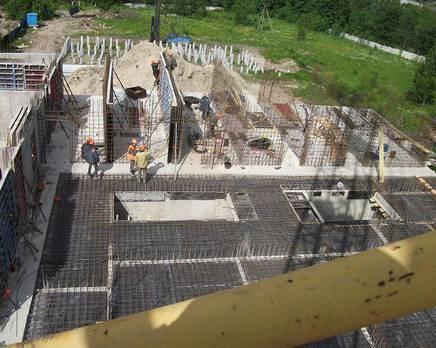 ЖК «Воронцов»: ход строительства, корпус 1, Июнь 2016