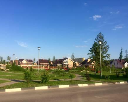 «Экодолье Обнинск»: строительство первой очереди, Июль 2016