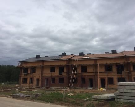 «Экодолье Обнинск»: строительство третьей очереди, Июль 2016