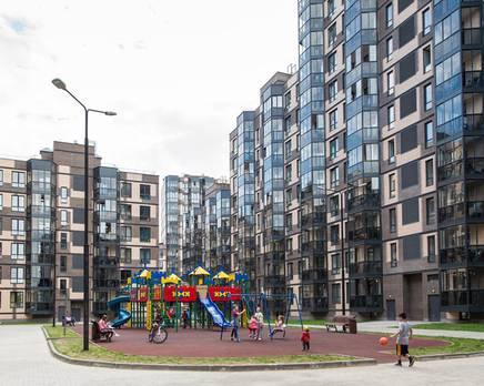 ЖК «Vesna»: ход строительства, Май 2019