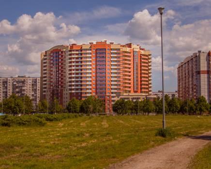 ЖК «Кристалл Полюстрово», Май 2019