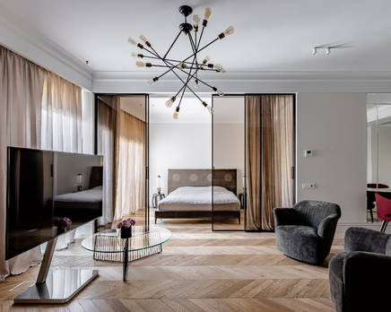 ЖК «Turandot Residences», Декабрь 2019