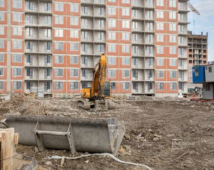 ЖК «Стрижи в Невском»: ход строительства ДОУ, Май 2020
