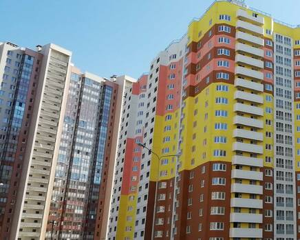ЖК «На Королёва»: ход строительства, Июнь 2020