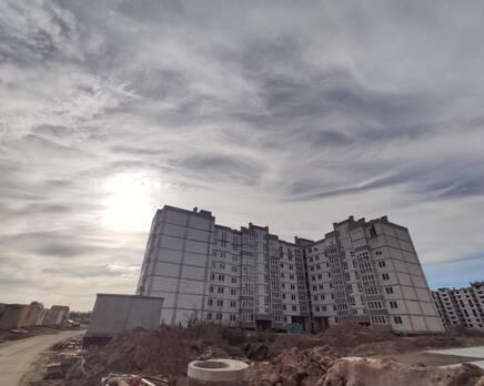 ЖК «Лидино»: ход строительства, Октябрь 2020