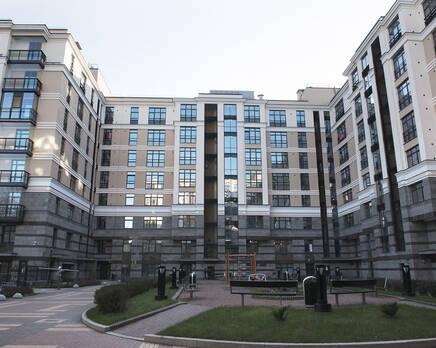 ЖК «Радищева, 39»: фото готового комплекса, Ноябрь 2020