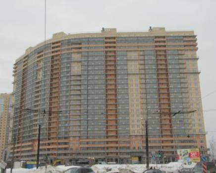 Жилой комплекс «Pragma House», Сентябрь 2011