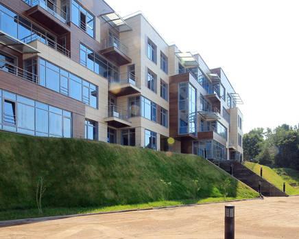 ЖК «Lake House», Август 2011