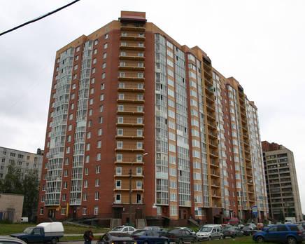 ЖК «Дом на улице Антонова-Овсеенко», Декабрь 2011