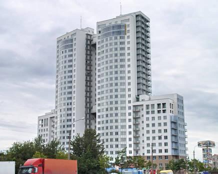 ЖК «Твин Пикс», Октябрь 2011