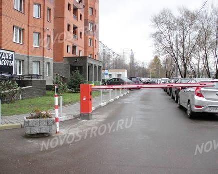 Въезд на территорию ЖК «Журавлик» (28.10.12), Декабрь 2012
