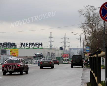 Окрестности ЖК «Журавлик» (28.10.12), Декабрь 2012