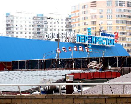 Окрестности дома на ул. Покрышкина, 3 (17.12.12), Январь 2013