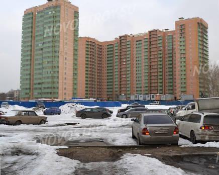 Жилой комплекс «Шушары» (14.02.2013), Март 2013