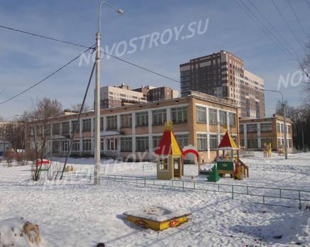 Дет.сад у ЖК «Семья» (15.02.2013), Март 2013