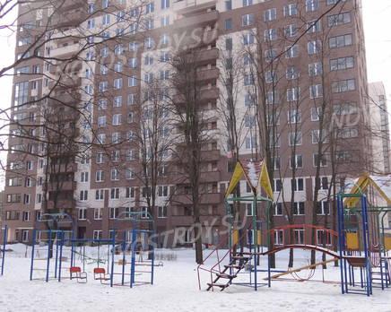 Детская площадка у ЖК «Семья» (15.02.2013), Март 2013