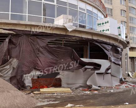 Жилой комплекс «Маршал 2» (15.03.2013), Март 2013