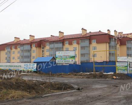 Жилой комплекс «Ясный Дом» (15.04.2013), Апрель 2013
