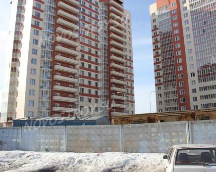 Жилой комплекс «Новодевяткино» (15.04.2013), Апрель 2013