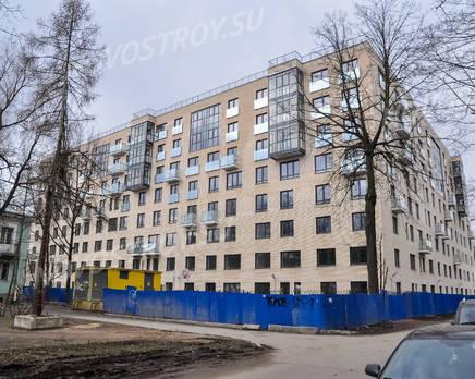 Дом на Ярославском проспекте (15.04.2013), Май 2013