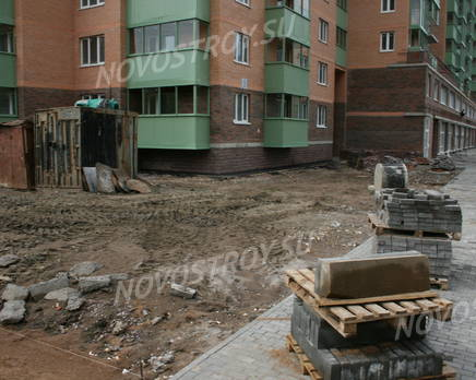 Жилой комплекс «Шушары» (10.05.2013 г.), Май 2013